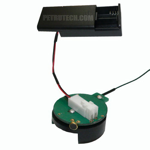 VOX 3V micro spy bug transmitter programmable UHF Band