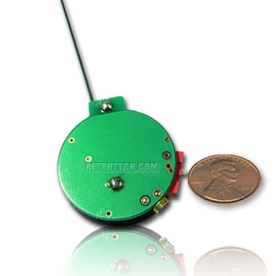 Transmițător micro ascuns wireless 3 volts