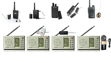 VHF Combined Sets