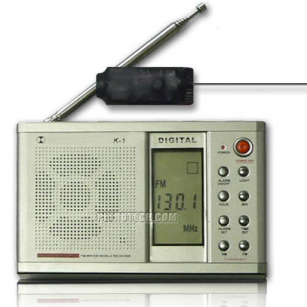 SET VHF digital RECEIVER and stable microphone E8 - Click Image to Close