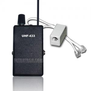 Telefono adattatore uhf e receptor crystal controllate 433MHz