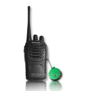 Set UHF voice activated VOX V3 and PTR433 receiver