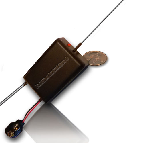 PARALLEL wiretap UHF bug spy stabilized FM 433MHz